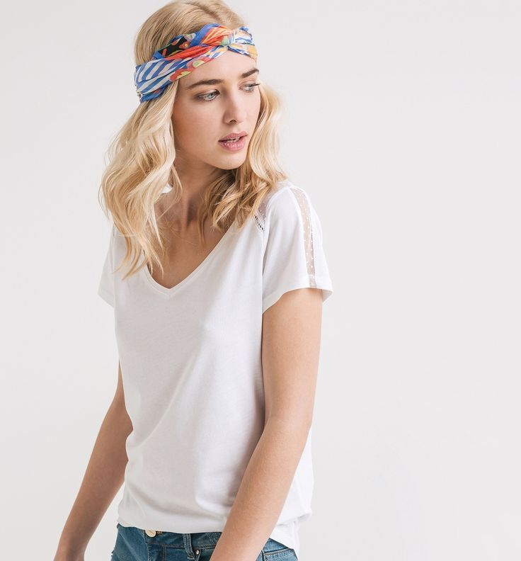http://www.promod.fr/femme/tops---t-shirts/tops-manches-courtes/t-shirt-plumetis-femme-blanc-R4250191020.html