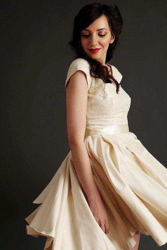 Wedding sustainable fashion circle skirt dress circle skirts