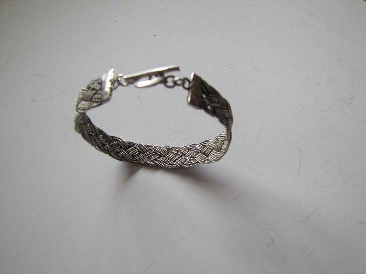 925 Sterling Silver Bracelet is made by Berrin Duma. SOLD