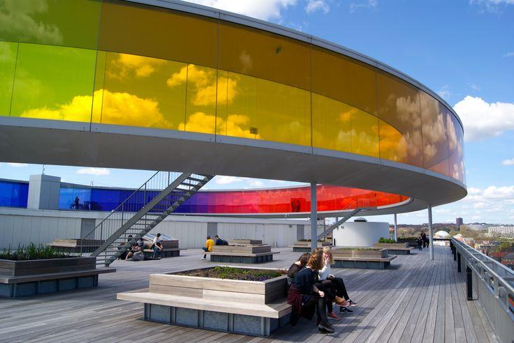 Aros museum of modern art rooftop