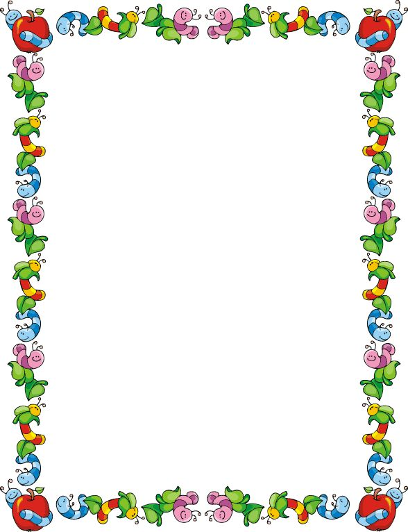 The 76 best Education Theme Borders images on Pinterest  Frames Back to school and Moulding