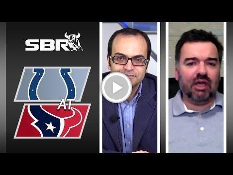Free Video - NFL Picks: Colts vs Texans Preview Week 5 Thursday Night Football