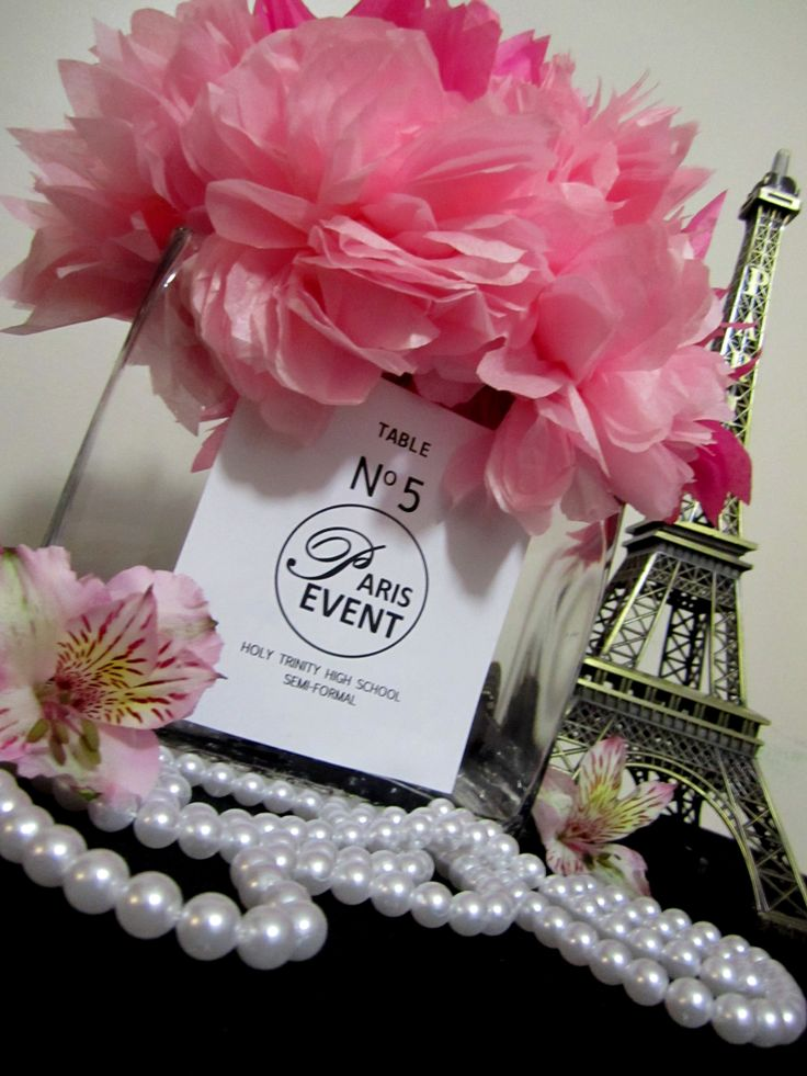 1000 images about a paris themed party on pinterest. Black Bedroom Furniture Sets. Home Design Ideas