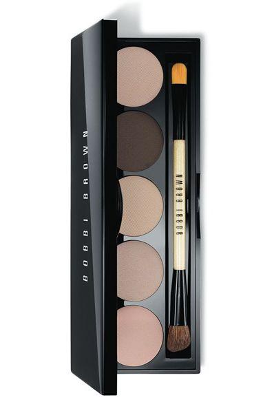 bobbi brown nude on nude eyeshadow palette