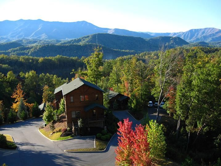 MY MOST FAVORITE PLACE EVER!!!!!Smoky Mountains at Gatlinburg, Tennessee