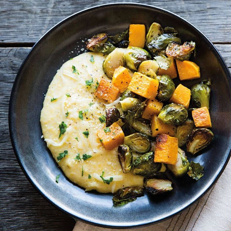 A warm bowl of creamy polenta is about as comforting as it gets, which makes it a great foundation for a meatless Monday meal. To ... read more
