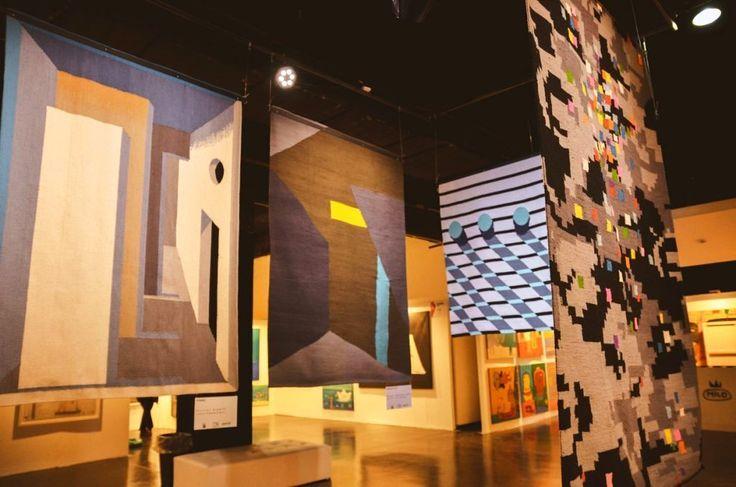 Así fue ENTRAMADOS, la muestra organizada por DArA, Arte Espacio San Isidro y Elementos Argentinos.