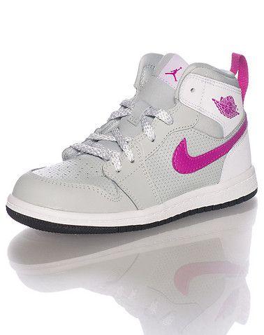 JORDAN GIRLS Grey Footwear / Sneakers | Jimmy Jazz saved by #ShoppingIS