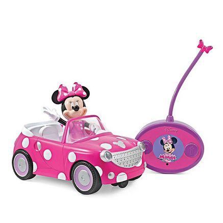 Disney 174 Minnie Mouse 174 Remote Control Car Fabulous Gift