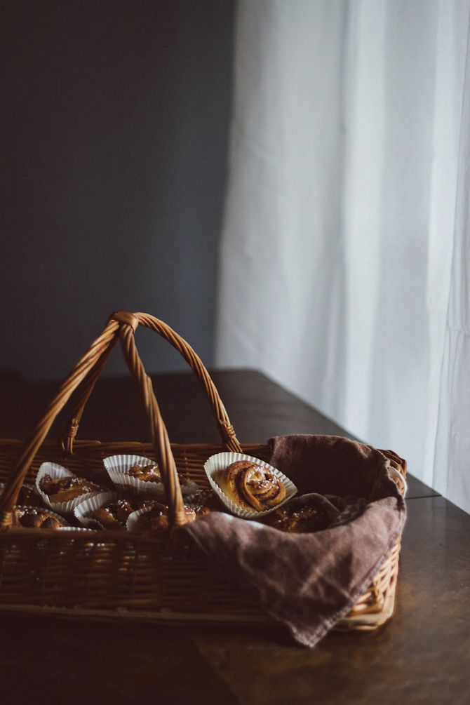 Swedish Cinnamon Buns Recipe by Babes in Boyland