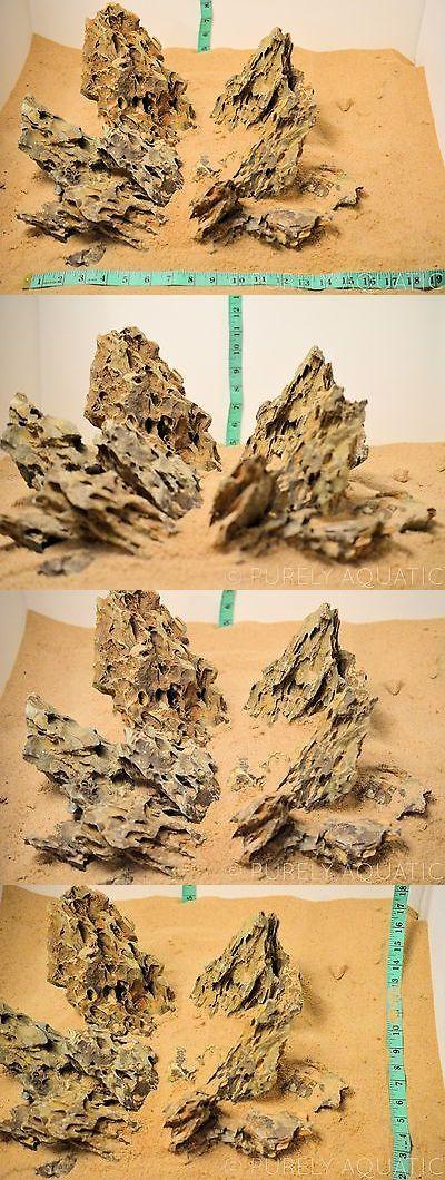 Other Fish and Aquarium Supplies 8444: Wysiwyg ~13 Lbs Ohko Stones Layout #1 Hardscape Aquascape Aquarium Rare -> BUY IT NOW ONLY: $100 on eBay!