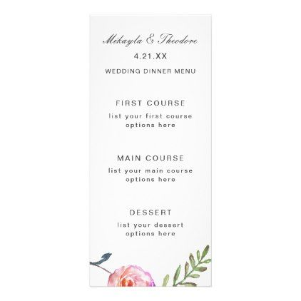 Best 25+ Menu cards ideas on Pinterest Wedding menu cards - dinner party menu template