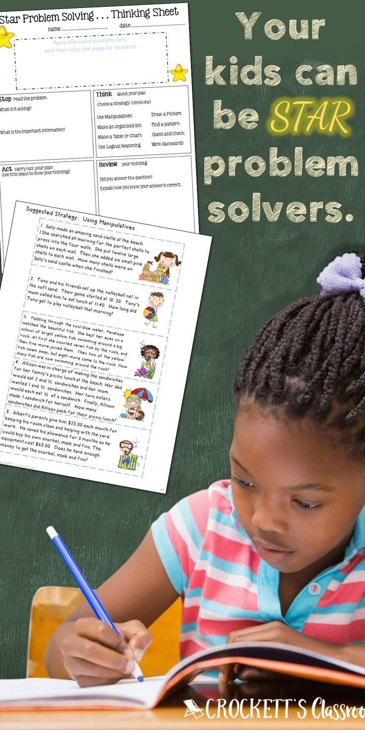 17 best ideas about math problem solver expression problem solving is a challenge for students the star steps kids will quickly master