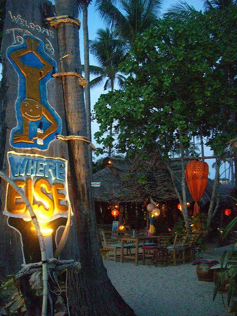 The where else resort koh lanta southern thailand for Decoration koh lanta