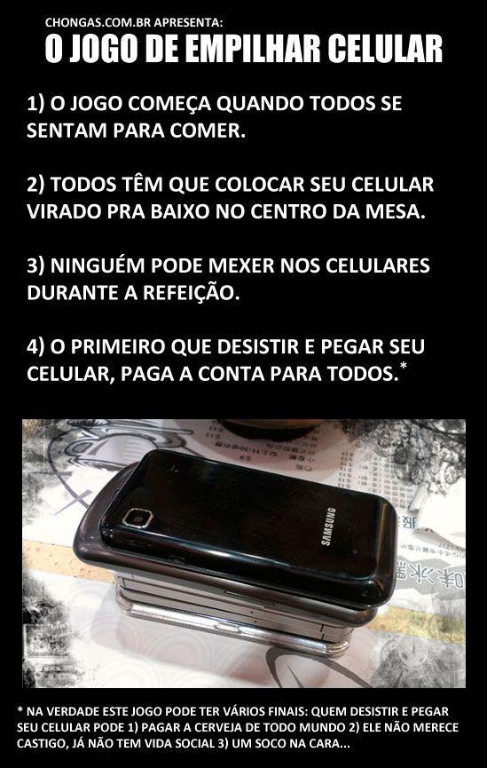 Imagem: Jogo de Empilhar celular