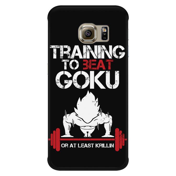 Super Saiyan Goku Training Gym Android Phone Case - TL00450AD