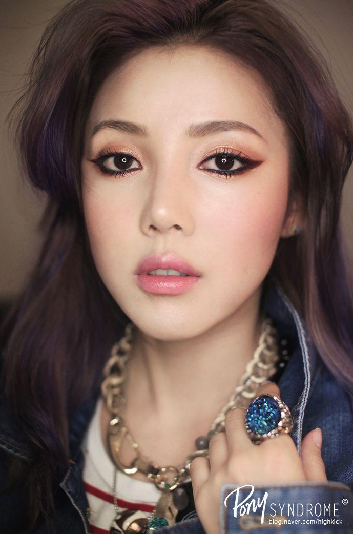 295 Best Images About *Korean Make Up N Hair* On Pinterest | Korean Model Parks And Long Hair