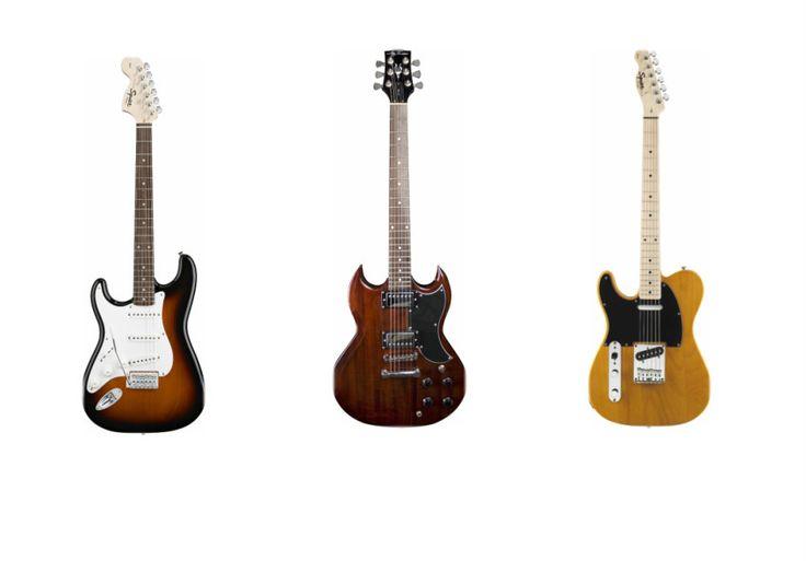 Some great left hand electric guitars for under $200.00  http://bestlefthandedguitar.com/left-handed-cheap-electric-guitars/  #fender #left hand #electric guitars #strat #telecaster