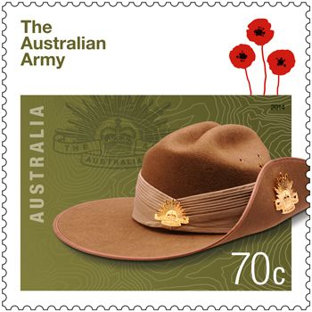 This year we commemorate the centenary of the beginning of WWI. This stamp issue remembers the contribution made by our defence services over the last century. Purchase the stamps in a Post Office outlet or online: http://auspo.st/ZNa8jA