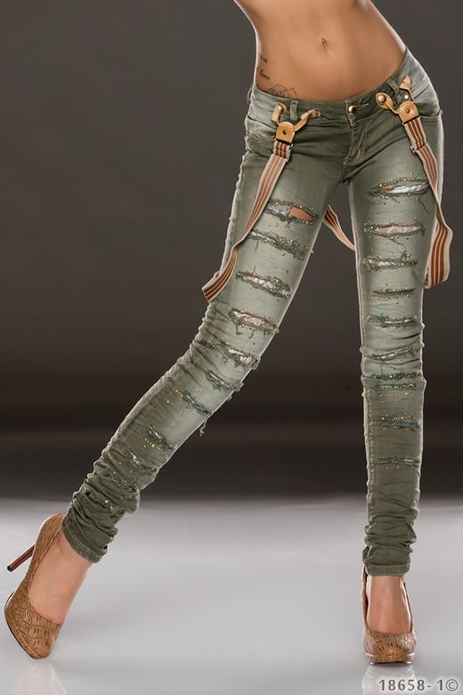 1000 images about sch ne damen jeans damenjeans online. Black Bedroom Furniture Sets. Home Design Ideas