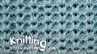 Knitting Stitch Patterns - YouTube