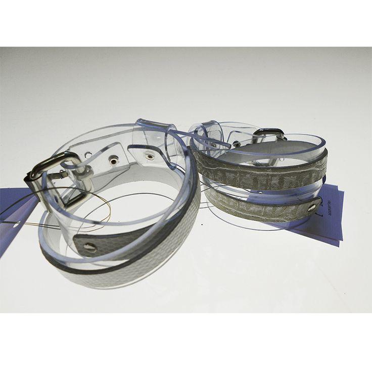 Pulsera Li Bracelet As accesorios Leather accessories Pvc+ leather  Style design
