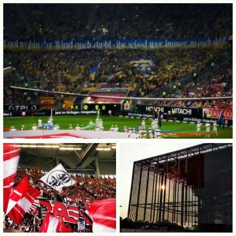Wurde auch Zeit!! #Saisoneröffnung #Tradition #F95 #Braunschweig #Fußball #LigaZwei #Bundesliga #SCD2003 #UD2000 #Ultras #Support #Düsseldorf