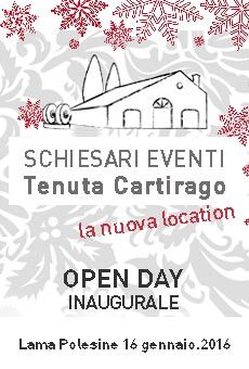Tenuta Cartirago - open day