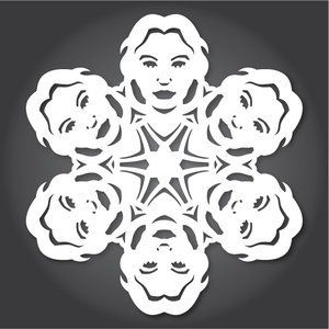 Star Wars Snowflakes- The 2016 Collection – Indie Crafts