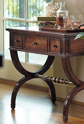 The Shelley Side Table Is A Period Piece That Is Poetically Designed For  Utmost Versatility.