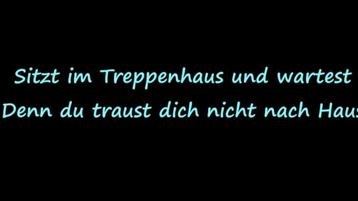 Adel Tawil - Immer da (Lyrics) - YouTube