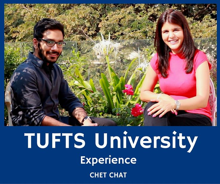 Want to know about Career Options after Economics and IR, why Tufts University has one of the happiest students, Visa issues, Tufts Mock Trial, How International Students can adjust to the American college culture, and why Quirky is happy at Tufts University. Watch this Chet Chat