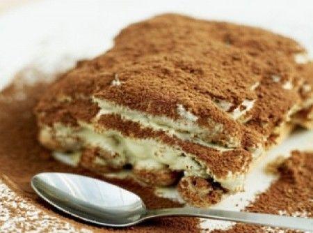 Tradicional, sobremesa tiramisù vai deixar fãs de café e chocolate com água na boca (Edu Guedes)