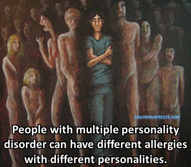 a discussion about multiple personality disorder Dissociative identity disorder (did), formerly called multiple personality disorder, is a condition that is characterized by the presence of at least two clear personality/self states, called alters, which may have different reactions, emotions, and body functioning.