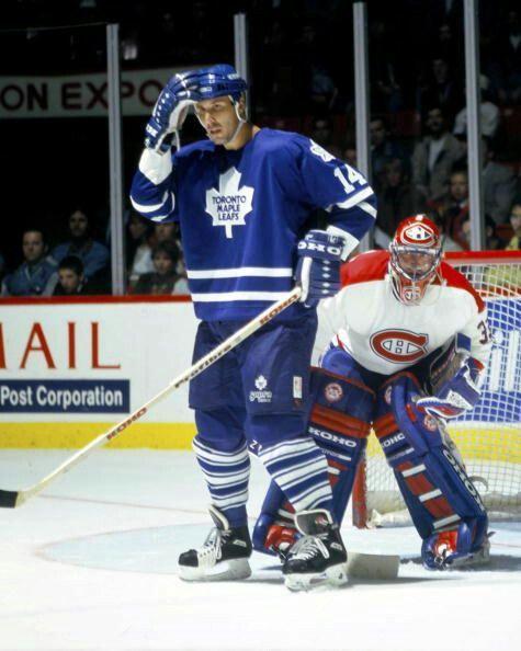Dave Andreychuk | Toronto Maple Leafs | NHL | Hockey