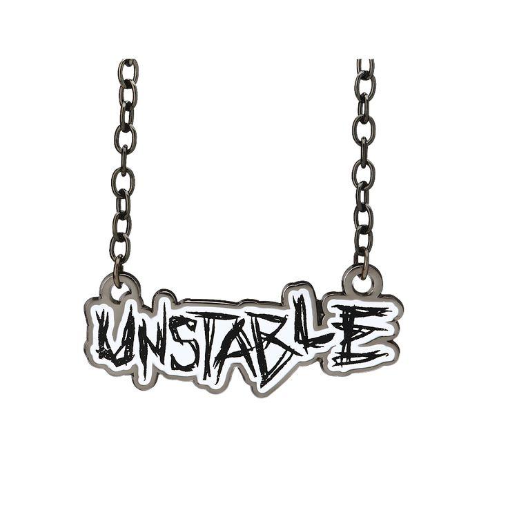 """Dean Ambrose """"Unstable"""" Pendant"""