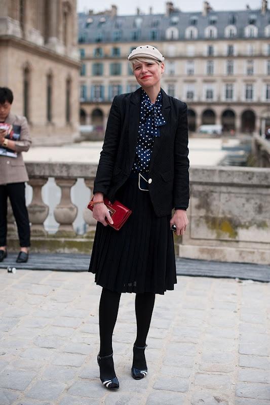 Paris Fashion Week 2011