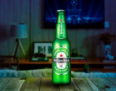 "Check out new work on my @Behance portfolio: ""Enjoy a Heineken"" http://be.net/gallery/55090525/Enjoy-a-Heineken"