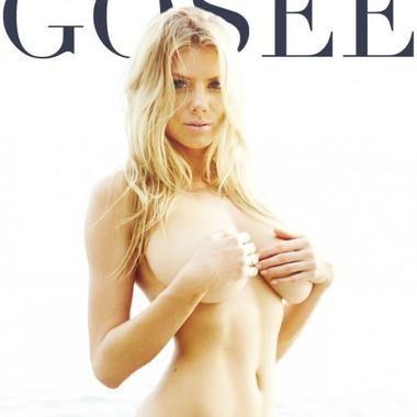 Instagram Model Charlotte McKinney Topless In Some Magazine brisbanes.news