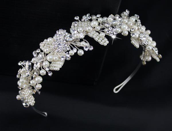 2015 горячая распродажа ручной работы кружево цветок свадебные украшения свадебный головной убор волосы платье для свадебной церемонии бесплатно shhipping