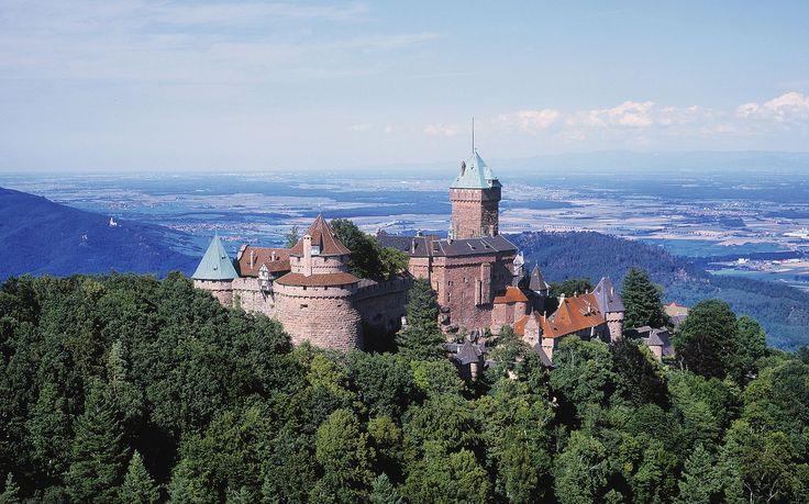 Château du Haut-Kœnigsbourg: what lies beyond the walls?