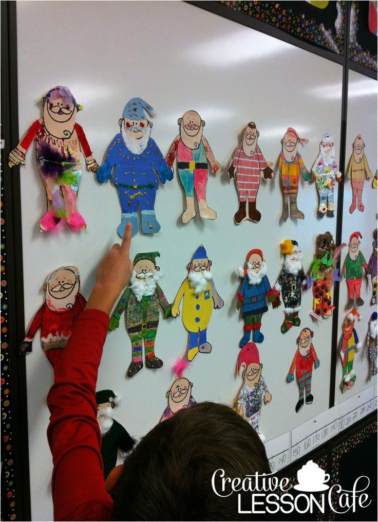 Creative Lesson Cafe: Santa's Stylish New Suit!
