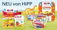 HiPP: RonjaHipp - Babyclub, Produkte