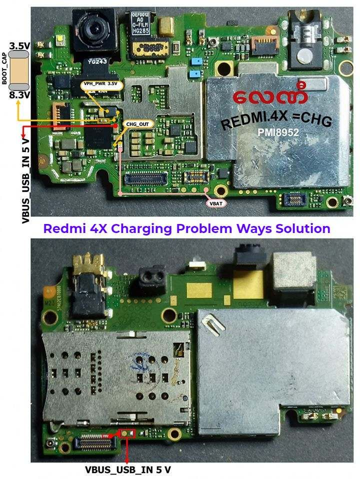 Redmi 4x Charging Problem Ways Solution In 2020