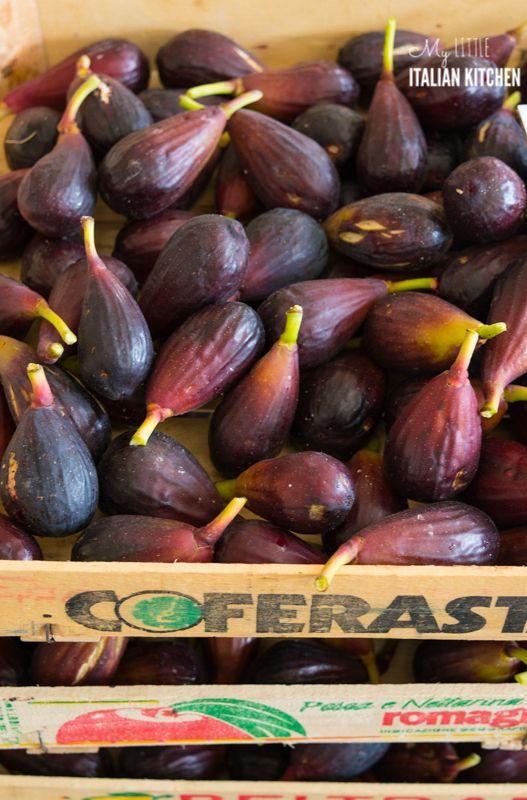 Italian fig Figo Moro di Caneva