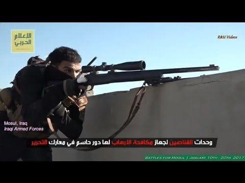 Guerra contra o ISIS no Iraque - Batalha por Mosul - 10 a 20.01.2017 (+18)