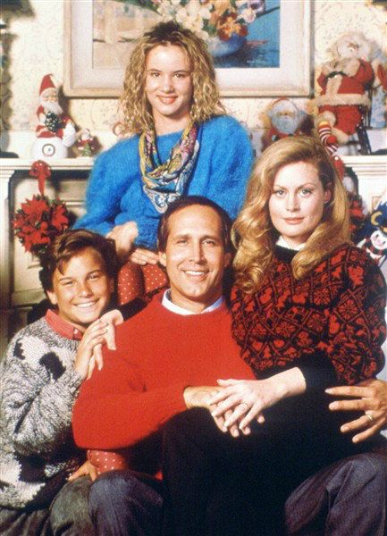 christmas lampoons