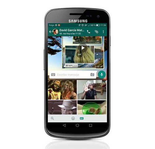 WhatsApp sigue mejorando su aplicación tras la Navidad. Después de ampliar el límite de fotografías y vídeos que se pueden compartir a la vez en un chat, ahora se descubre que su última actualización también incluye un buscador de GIF. Es decir, una función con la que compartir animaciones sin tener que copiarlas de páginas web externas o utilizar aplicaciones de teclado especiales. El GIF llega a WhatsApp, y ya...