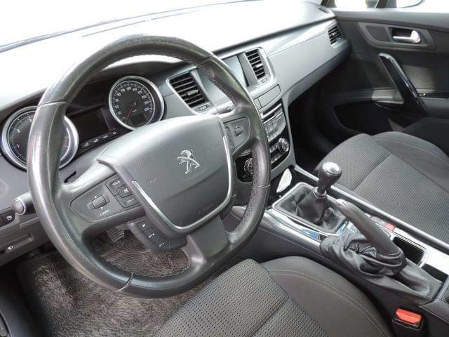 Venta de vehiculo peugeot 508 diesel 2.000cc 140cv navegador, volante multifuncion, llantas aluminio, control de velocidad, mejor ver, en perfecto estado, totalmente revisado