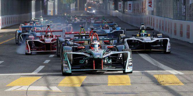 Perlintasan Formula E Di Monas Ditargetkan Rampung April 2020 Mobil Listrik Sanya Italia